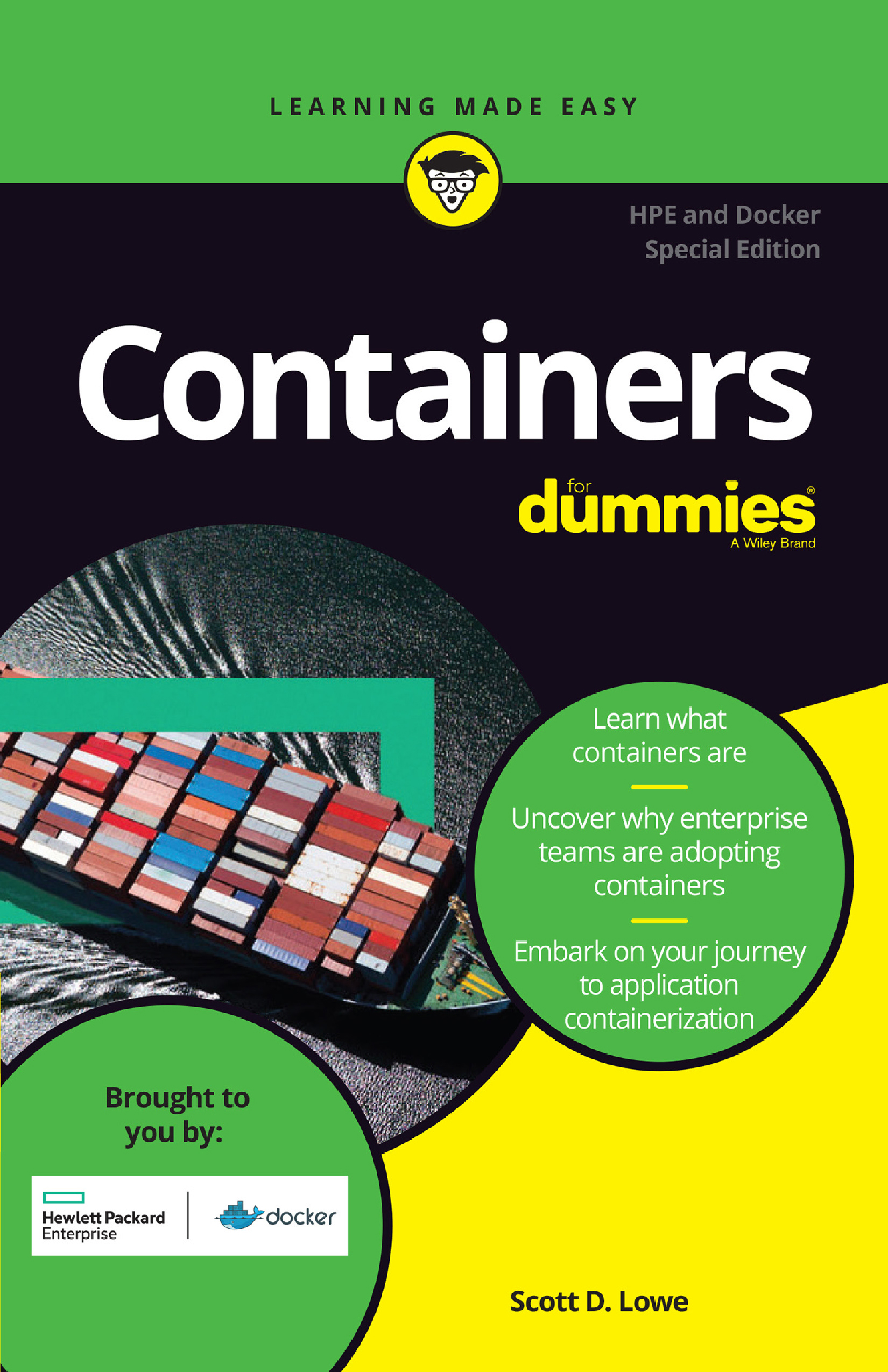 Containers for Dummies