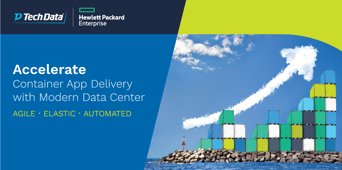 Accelerate Container Application Delivery with Modern Data Center
